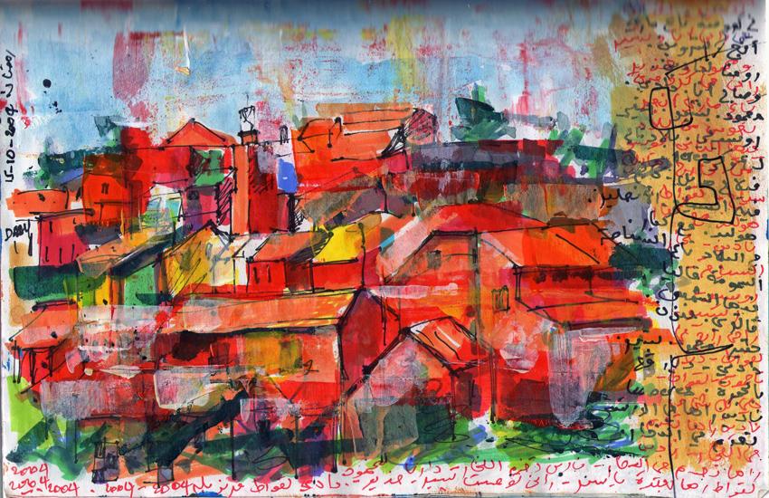Roussillon, 15-10-2004