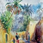 Messaâd, 19x27 cm